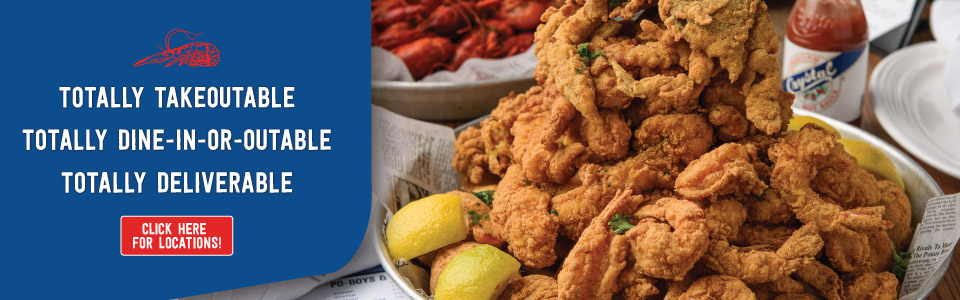 Seafood New Orleans Restaurant Dining